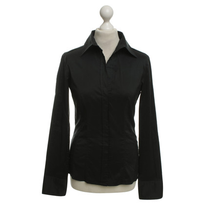 Hugo Boss Blouse in dark green