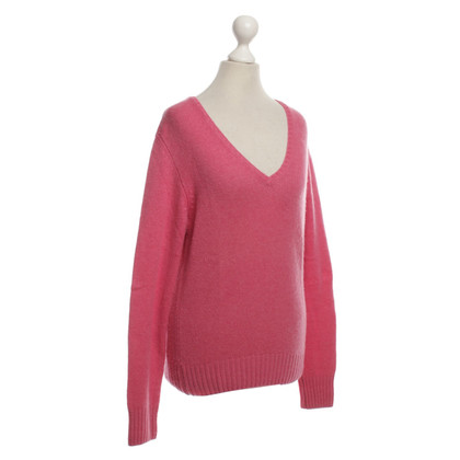 Loro Piana Cashmere sweaters in pink