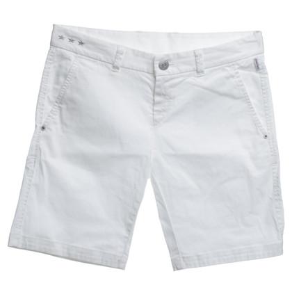 Bogner Shorts in Bianco