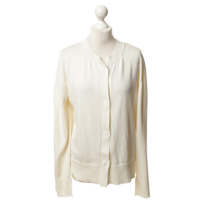 Jil Sander Cardigan in cream