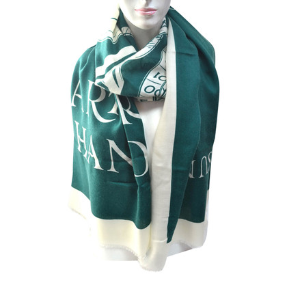 Burberry Prorsum Cashmere scarf with pattern