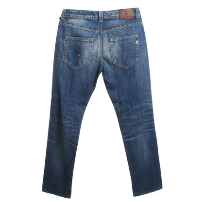 Dondup Stonewashed jeans in blue
