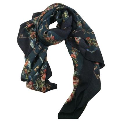 Dolce & Gabbana Kasjmier/zijden doek