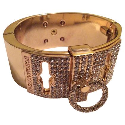 BCBG Max Azria bracciale impreziosito oro