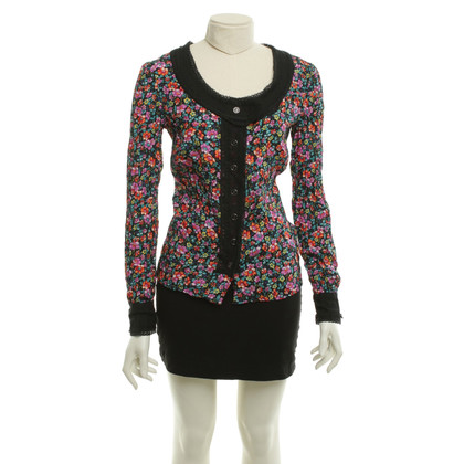 D&G Blouse with a floral print