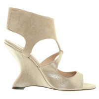 Jean-Michel Cazabat Sandals beige