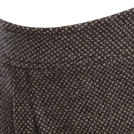 mit Wollrock Muster Braun Blumarine Wollrock Blumarine Wollrock Braun Blumarine Muster mit HZnwIBqgU