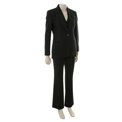 Gucci Trouser suit with pinstripes