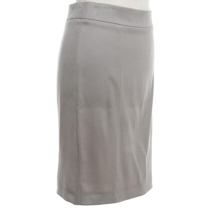 Joseph skirt in taupe