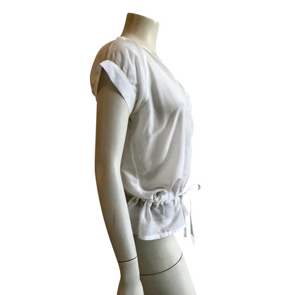 Humanoid camicetta di seta