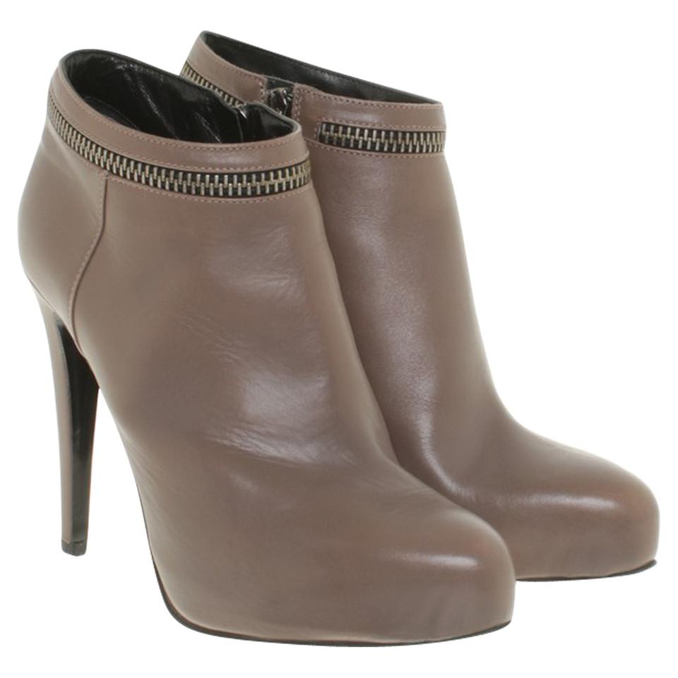 all saints ankle boots mit stiletto absatz second hand. Black Bedroom Furniture Sets. Home Design Ideas