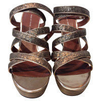 Marc by Marc Jacobs Sandals with sequins