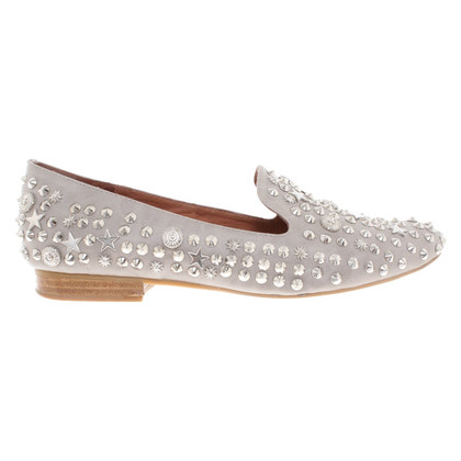 Jeffrey Campbell Slippers with studs