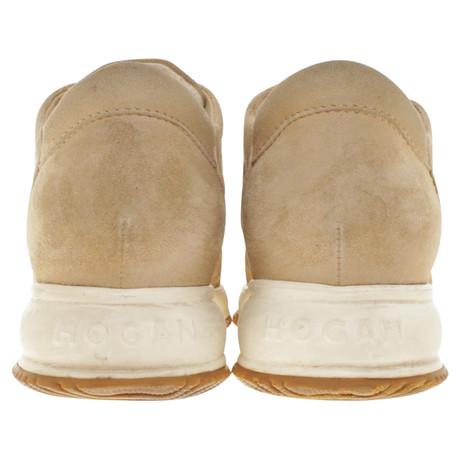 Beige Beige Hogan Hogan Sneakers Sneakers in Zq68FUUw