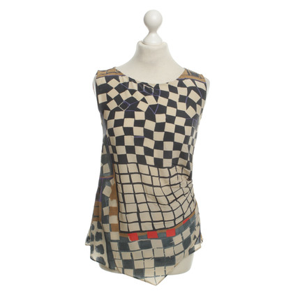 Other Designer Marella - blouse with colorful patterns