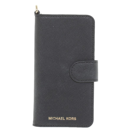 Michael Kors Iphone 6/6s Hülle in Schwarz
