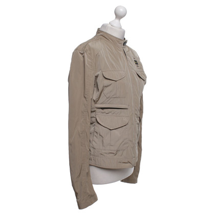 Blauer USA Jacket in Beige