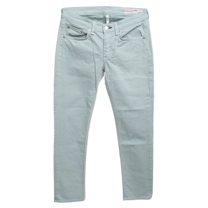 Rag & Bone Jeans in mint green