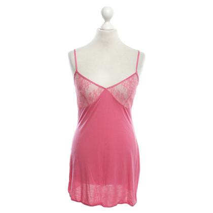 La Perla Lingerie dress in pink
