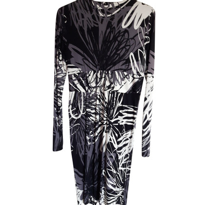 Hugo Boss Kleid in Wickeloptik