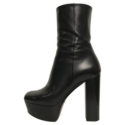 Gucci platform Boots