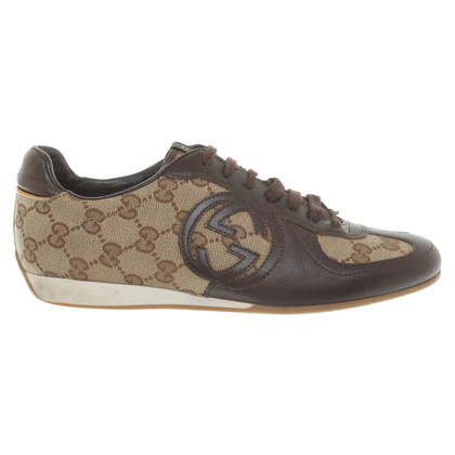 Gucci Sneaker in Brown