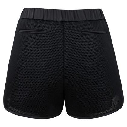 Maje Korte broeken in zwart