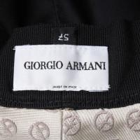 Giorgio Armani Hat with logo pattern