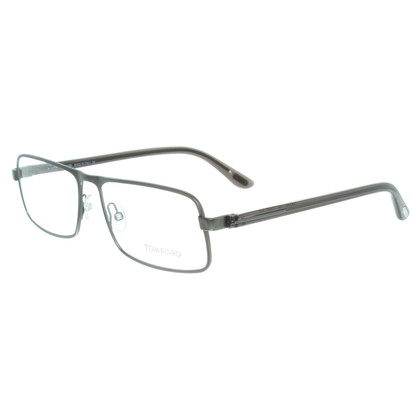 Tom Ford Brille in Silber