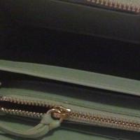 Balenciaga Brieftasche mit Ziernieten