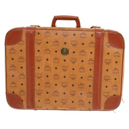 MCM valise à roulettes
