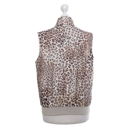 Bogner Vest in animal design