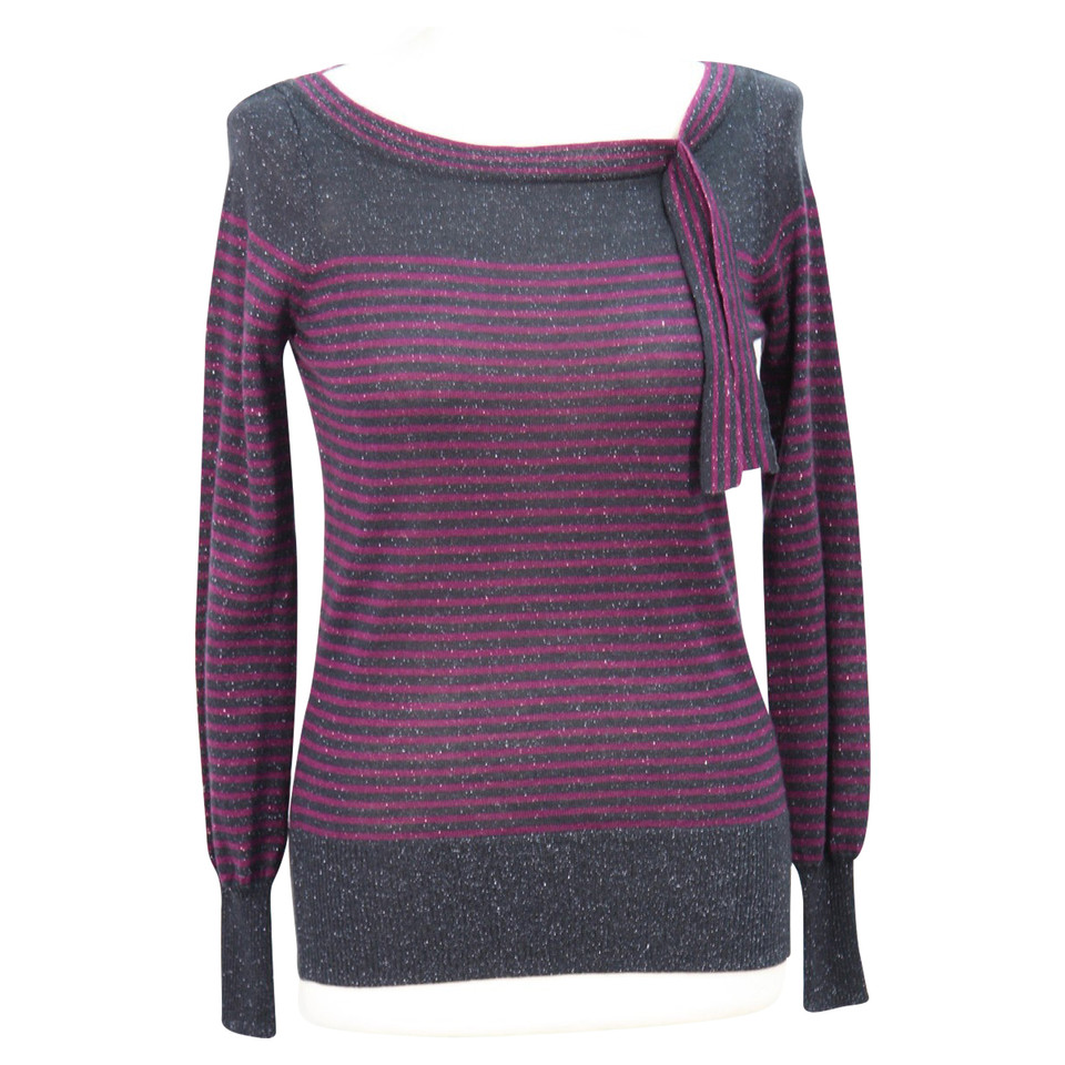 Reiss Striped wool sweater - Buy Second hand Reiss Striped wool ...