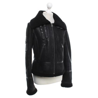Arma Lambskin jacket