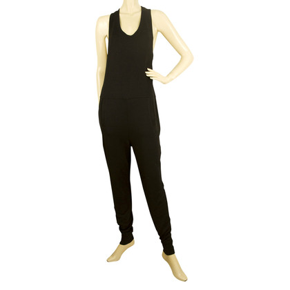 T by Alexander Wang Zwarte Jumpsuit