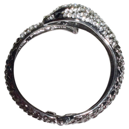 Valentino Bangle avec garniture en strass