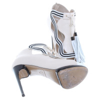 Nicholas Kirkwood Cream sandals
