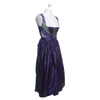 Escada Kleid im Dirndl-Stil