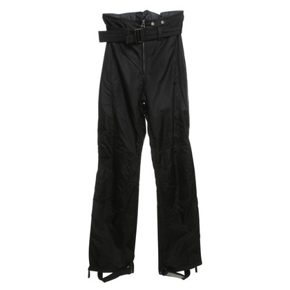 Jet Set Pantaloni da sci in nero
