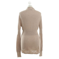 Repeat Cashmere top in brown