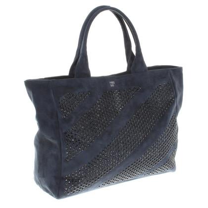 Pinko Handtasche mit Schmucksteinen