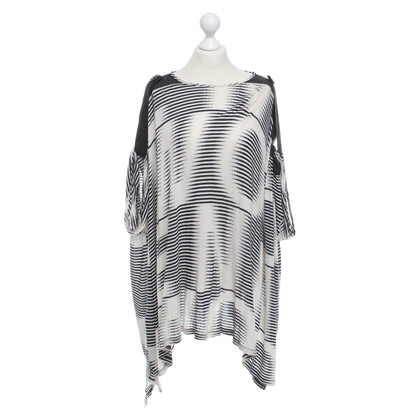Vivienne Westwood Jersey top in poncho design