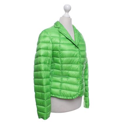 Moncler Jacke in Grün