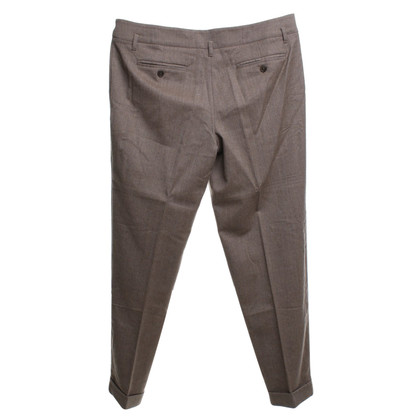 Max Mara trousers in light brown