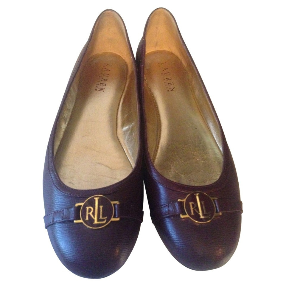 Ralph Lauren Ballerinas