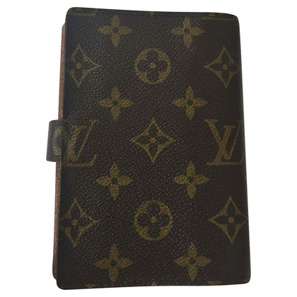 "Louis Vuitton ""Agenda Fonctionnel Monogram Canvas"""