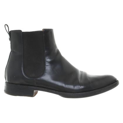 Louis Vuitton Boots in zwart