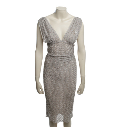 Missoni Dress with knitted pattern