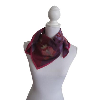 Oscar de la Renta zijden sjaal