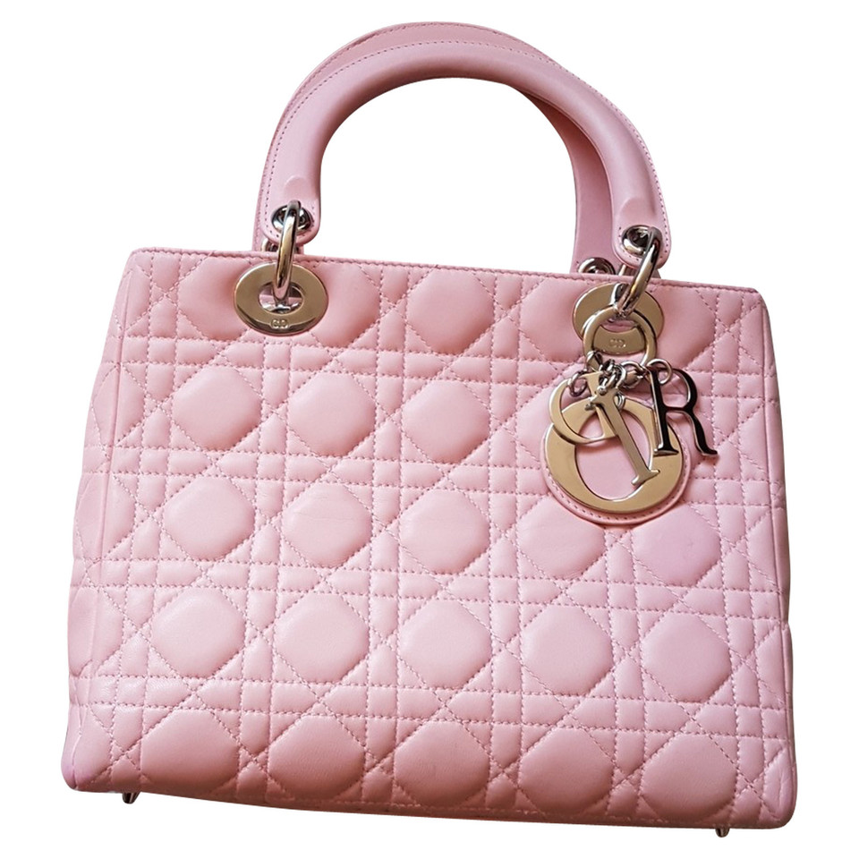 christian dior lady dior tasche second hand christian dior lady dior tasche gebraucht kaufen. Black Bedroom Furniture Sets. Home Design Ideas
